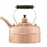 Newey & Bloomer English Copper Kettle