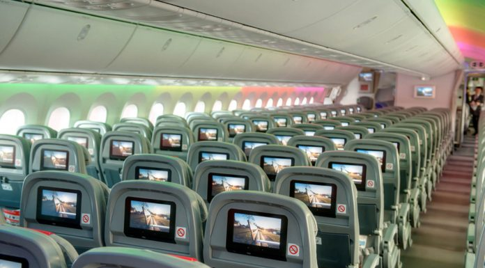 Dreamliner Interior