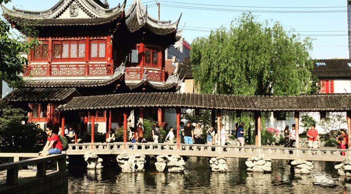 itinerary shanghi