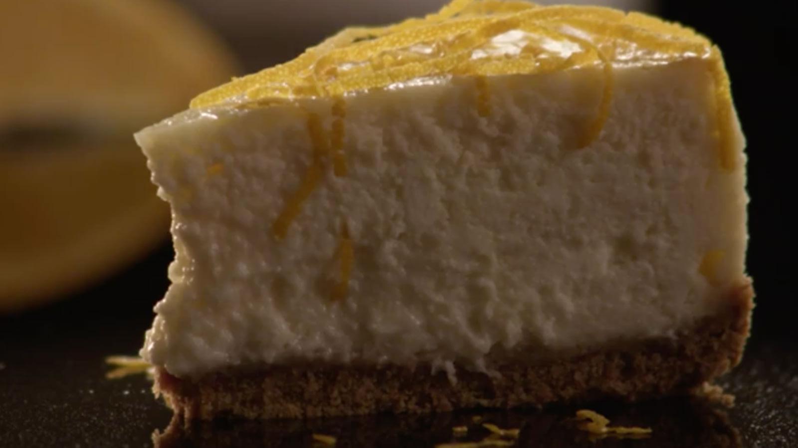 AG Recipe: Chantal's New York Cheesecake
