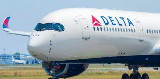 Delta Air Bus