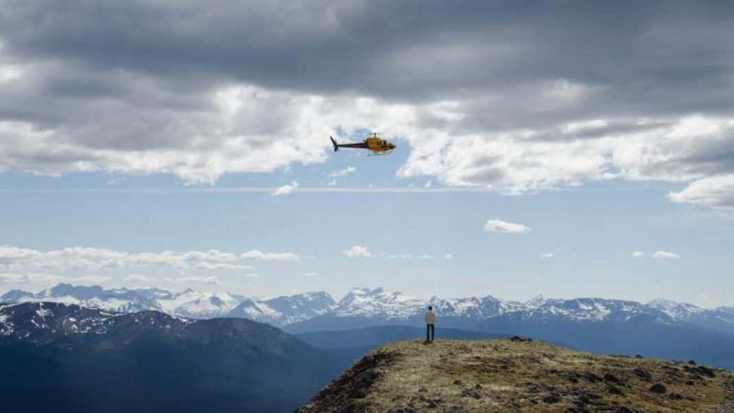 Heli Hiking Smithers by adventuregirl.com