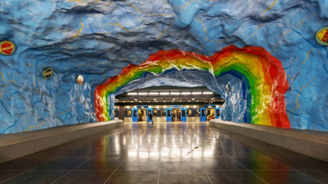 Sweden Subway