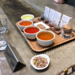 Tea Flight at Steven Smith Teamakers