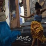 guadaloupe women dancing