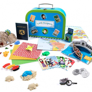 Little Passports World Edition - Subscription Box for Kids