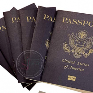 Passport |Little passports for kids |Travel scrapbook