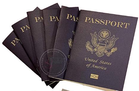Passport |Little passports for kids |Travel scrapbook