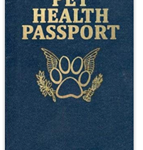 Pet Health Passport