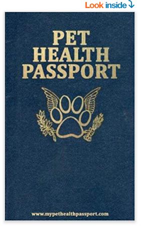 Pet Health Passport
