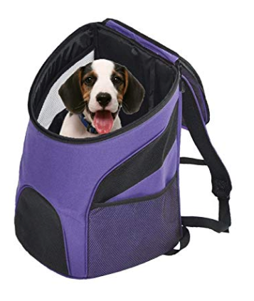 Pet Travel Carrier Backpack for Small Dogs and Cats